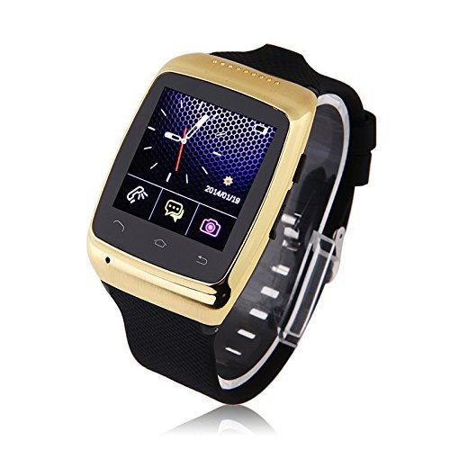 00aec8e5143 MICGRAND Bluetooth Smart Watch WristWatch Luxury 1.54 quot  Touch Screen  ZGPAX S15 Smartwatch Phone Sync Built