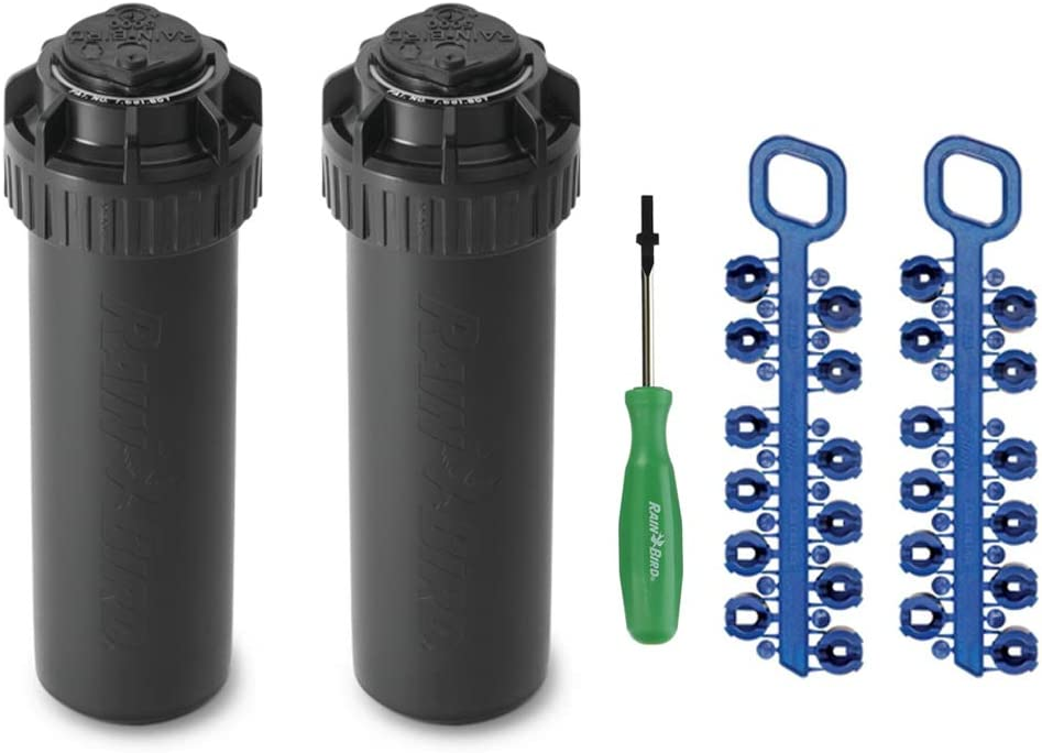 "3pcs 40-360 Degrees//25-50feet 4"" Pop-up Rotor 5000 Series sprinkler heads"