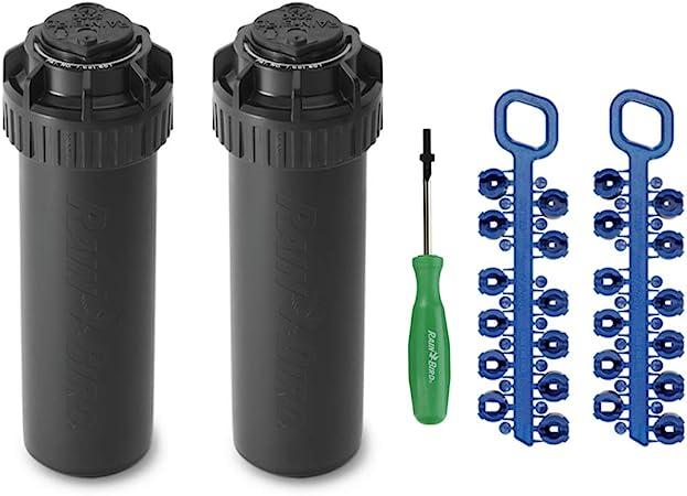Rain Bird 5004PC 5000 Series Part Circle Rotor Pop Up Sprinkler Y54007 6 Pack