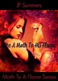 Like A Moth To His Flame: Erotic Romance (The Moth To A Flame Series Book 1)