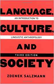 Cultural Anthropology/Communication and Language