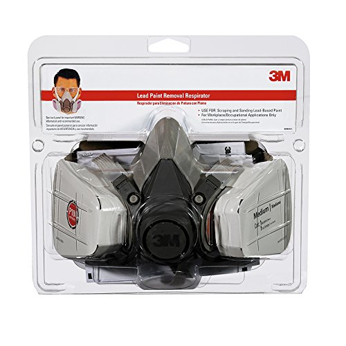Lead Based Paint - 3M Lead Paint Removal Respirator