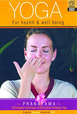 Amazon.com: Yoga for Health & Well-Being: Pranayama: Ananda ...
