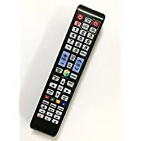 Replacement TV Remote Control work for UN55HU8550 UN50HU8550 UN55H7100AF UN65H7150AF Samsung 3D Smart LED TV
