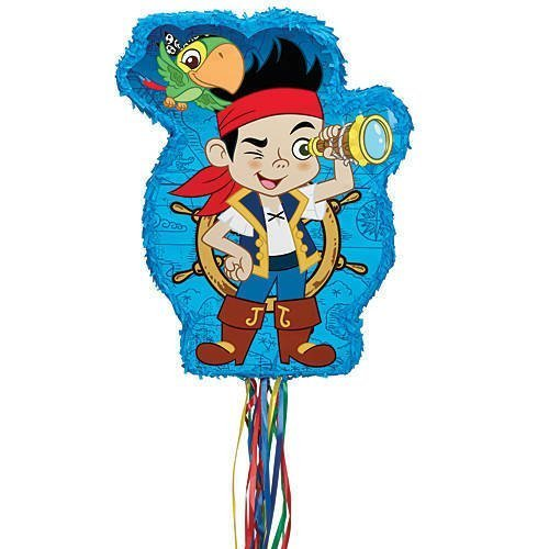 Jake & the Neverland Pirates Pinata]()