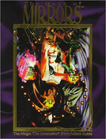 Book of Mirrors Mage Storyteller Gd *OP (Mage - the - Lib