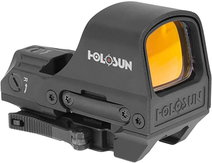 Holosun HS510C 2 MOA Dot Red Dot Sight - Resilience