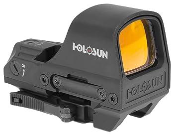 Holosun HS510C 2 MOA Dot Or A 65 MOA Ring Open Reflex