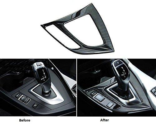Eppar Carbon Fiber Gear Box Cover for BMW 2 Series F22 2013-2015 218i 220i 228i M235i