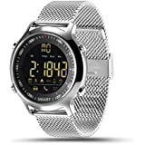 YIMOHWANG EX18 Smart Watch Torntisc IP67 Waterproof Smartwatch Support Call and SMS alert Pedometer Sports Activities
