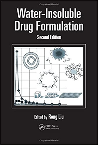 Water-Insoluble Drug Formulation, Second Edition epub