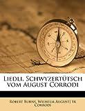 img - for Robert Burns Liedli. (German Edition) book / textbook / text book