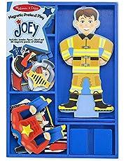Sablon Melissa and Doug 3550 Joey - Conjuntos de Ropa (magnético)