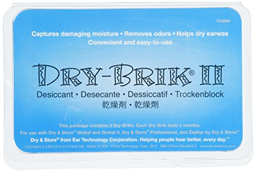 Dry Brik II Desiccant Blocks 9-Pack