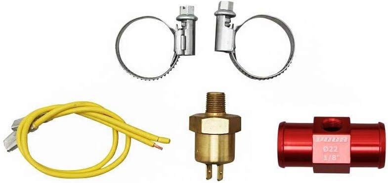 VOCA - Adaptador de refrigeración T-Link con termocontacto (22 mm ...
