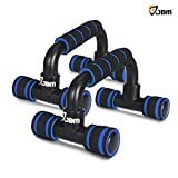 Kyпить JBM Perfect Muscle Push up Pushup Bars Stands Handles Aid Equipment for Men and Women Pushups Pushup Push-up Workout Pairs of Slip-resistant Polypropylene Push up Exercise Benefits for Muscles Chest … на Amazon.com