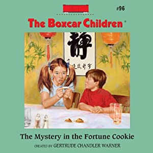 The Mystery in the Fortune Cookie Audiobook