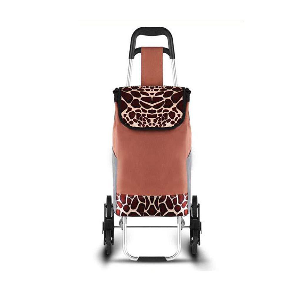 Yunfeng Einkaufstrolley Wagen-Wagen für ältere Portable Trolley, Trolley, Trolley, nach Hause Einkaufen Warenkorb 93  43  30 cm Faltbarer Einkaufswagen B07JRB2VB2 Einkaufstrolleys f9df16