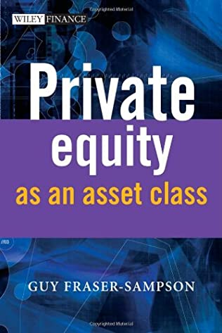 book cover of Private Equity As an Asset Class
