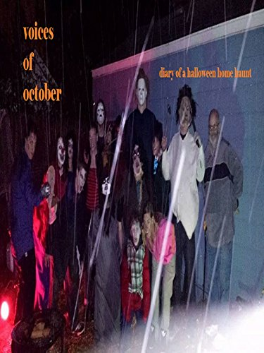 Voices of October: Diary of a Halloween Haunt -