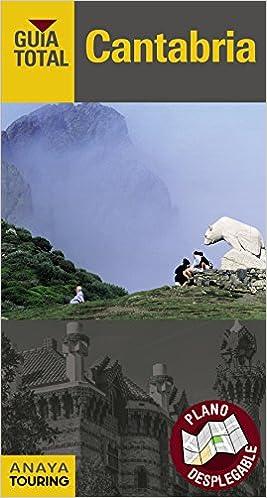 Cantabria (Guía Total - España): Amazon.es: Anaya Touring, Castro Gómez, Jesús de, Garrido Pérez, María Auxiliadora, Martín Martín, Ramón: Libros