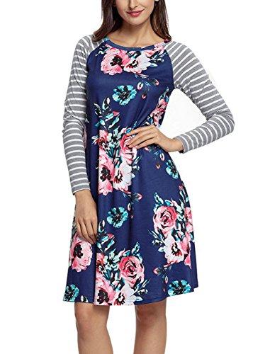 next floral shirt dress - 2