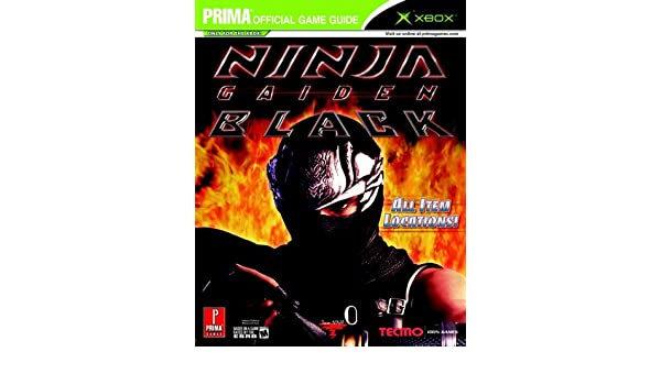 Ninja Gaiden Black (Prima Official Game Guide): Amazon.es: M ...