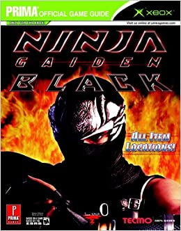 Ninja Gaiden Black (Prima Official Game Guide): Amazon.es: M ...
