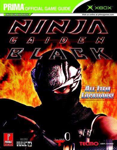 Ninja Gaiden Black: Prima Official Game Guide: M. Van Stone ...