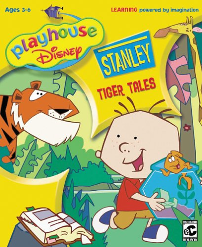 Disney Playhouse Stanley Tiger Tales Adventure - PC