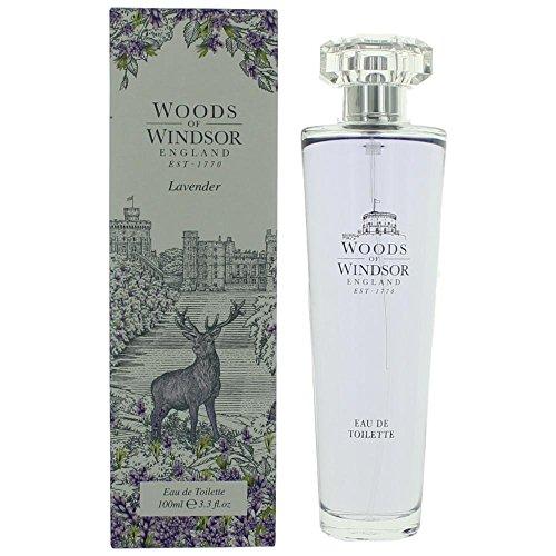 (Woods Of Windsor Lavender By Woods Of Windsor Eau De Toilette Spray 3.4 Oz For Women)