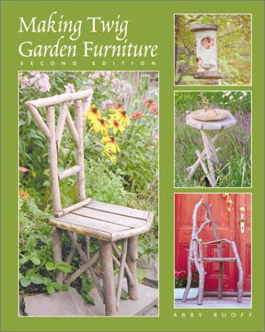 Making Twig Garden Furniture 2 Ed by Brand: Hartley and Marks Publishers