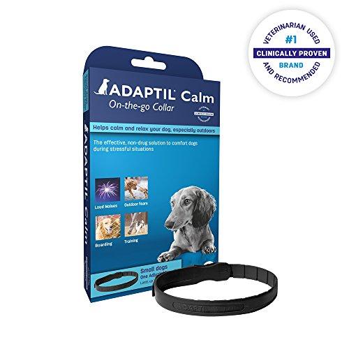 Adaptil Calm On-The-Go-Collar for Dogs, Medium / Large