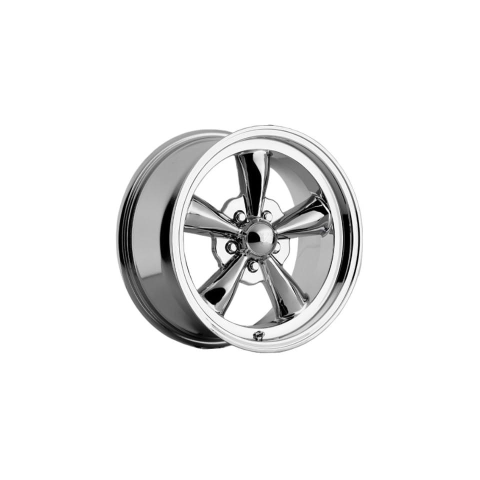 VISION WHEEL   141 legend 5   15 Inch Rim x 7   (5x4.5) Offset ( 7) Wheel Finish   Chrome Automotive