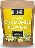 "Organic""GERMAN"" Chamomile Flowers - 16oz Resealable Bag - 100% Raw From Egypt - by Feel Good Organics"