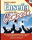 img - for ENSE#A COMO UN CAMPEON book / textbook / text book