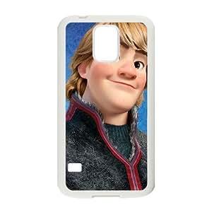 Samsung Galaxy S5 Cell Phone Case White Frozen KQH DIY Durable Case
