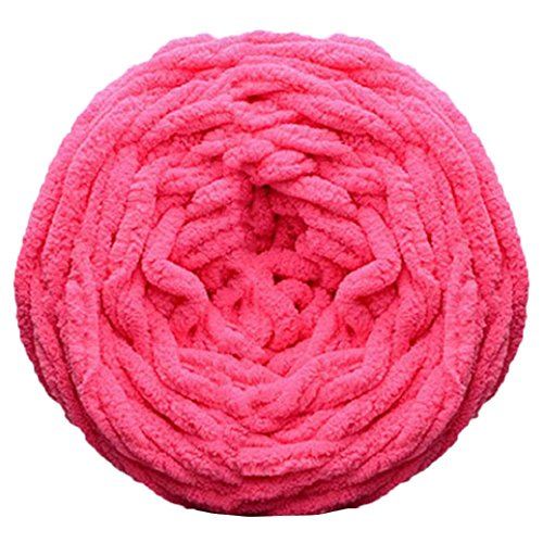 Pink 100% Wool - 6