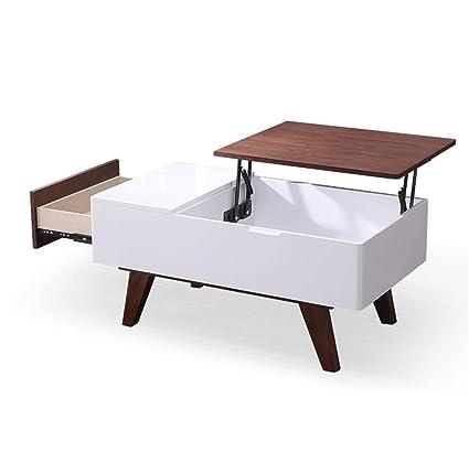 Tavolino da Salotto in Legno Moderno Minimalista Stile ...