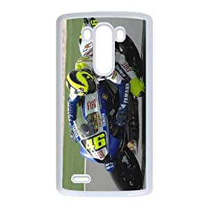 LG G3 Phone Case for Valentino Rossi pattern design