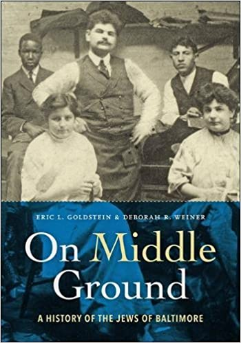 Image result for on middle ground: jews in baltimore