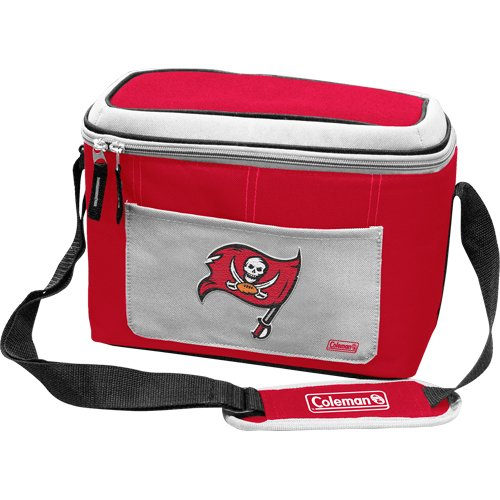 - NFL Tampa Bay Buccaneers 12 Can Soft Sided Cooler