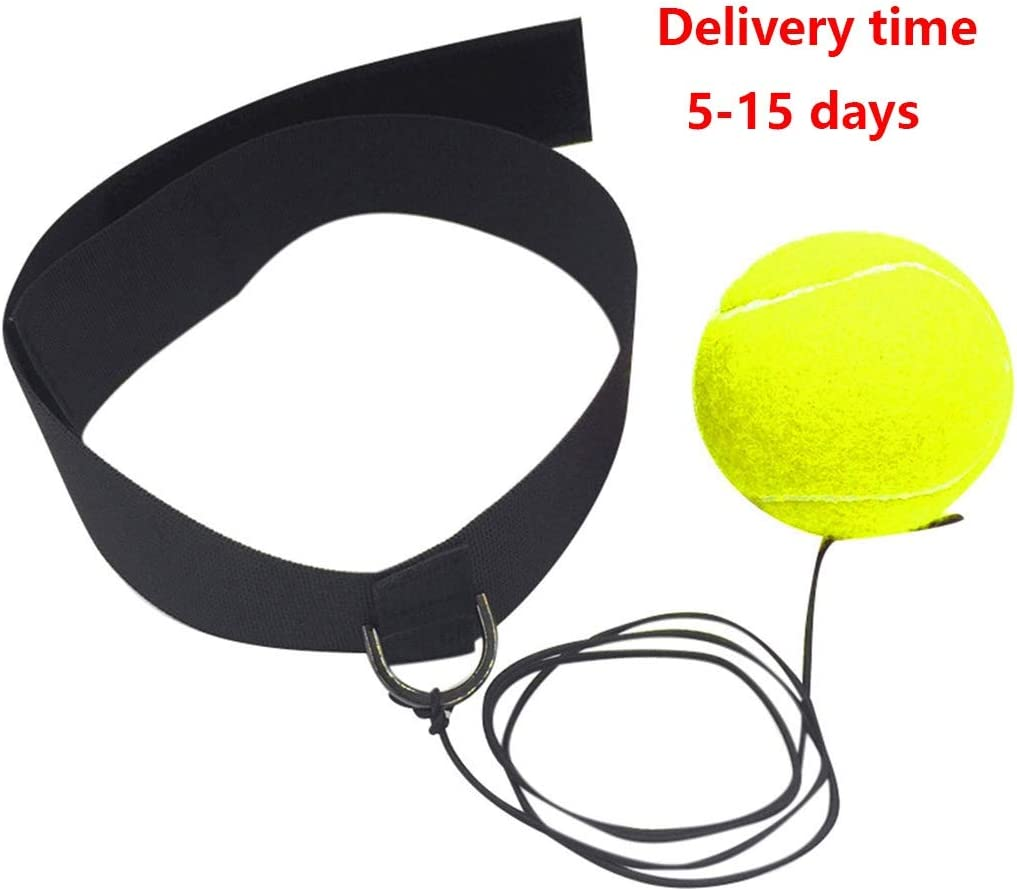 Fighting Ball Boxing Equipments With Head Bands For Reflex Speed Training Box UW