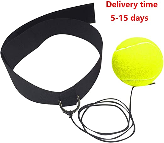 Boxing Punch Excercise Fight Ball Equipment With Head Band Speed Training MMA