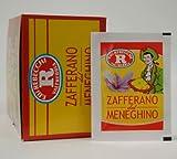 Zafferano del Meneghino Italian Saffron Powder, 0.125 Gram (Pack of 5)
