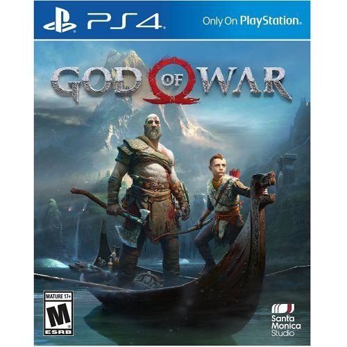 Which are the best playstation 4 god of war available in 2019?