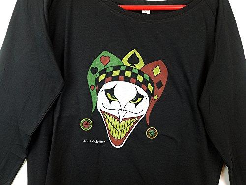 Joker Damen Longsleeve Mantis von Seban-Shirt