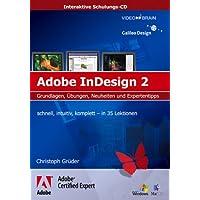 Adobe InDesign 2 - Schulungs-CD (PC+MAC)