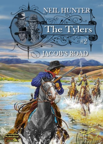 The Tylers 2: Jacob's Road (A Tyler Brothers Western)
