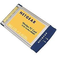 Netgear MA521 802.11b Wireless PC Card